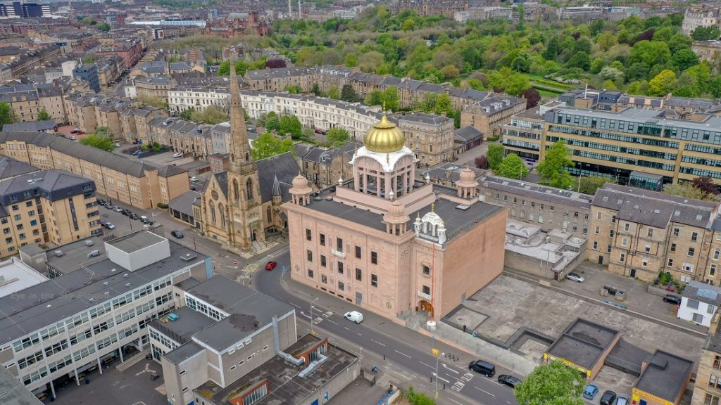 Central Gurdwara Glasgow